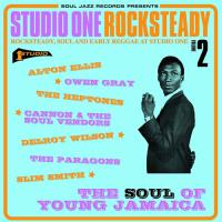 Studio One Rocksteady Volume 2 - Rocksteady, Soul And Early Reggae At Studio One