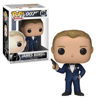 Funko Pop! James Bond Casino Royale: Daniel Craig - 689