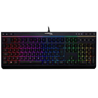Teclado Gaming HyperX Alloy Core RGB - Layout BR