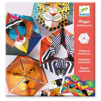 Origami Flexanimals - Djeco
