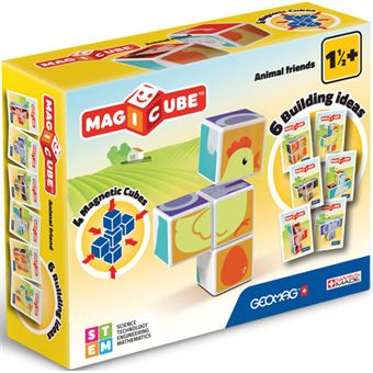 Magicube: Animal Friends - Creative Toys