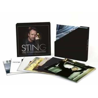 Sting: The Studio Collection (180g) (Limited Edition Box Set) (11LP)