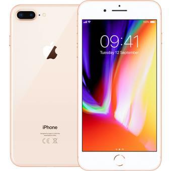 Apple iPhone 8 Plus - 256GB - Dourado