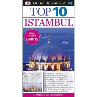 Istambul - Guia de Viagem Porto Editora Top 10
