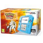Consola Nintendo 2DS (Azul) + Pokémon Sun (Pré-Instalado)