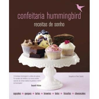 Confeitaria Hummingbird - Receitas de Sonho