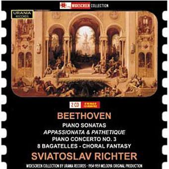Beethoven-piano Sonatas (2cd)