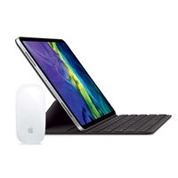 Pack Fnac Apple iPad Pro 11.0'' - 128GB WiFi - Cinzento Sideral + Capa Teclado Apple 11'' - Preto - Layout PT + Apple Magic Mouse 2