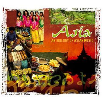 Anthology Of Asia