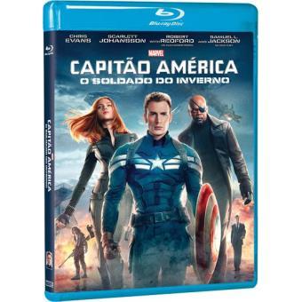 Capitão América: O Soldado do Inverno (DVD)
