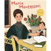Génios - Livro 8: Maria Montessori