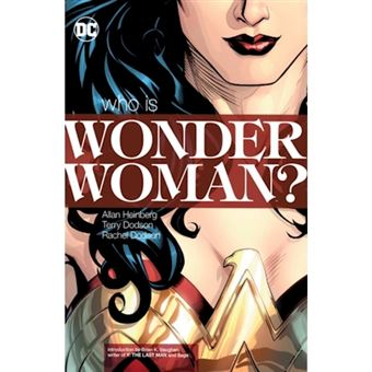 Wonder woman who is wonder woman tp