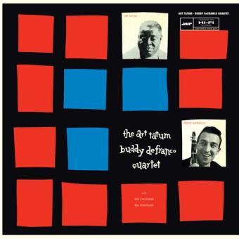 Art Tatum & Buddy DeFranco (LP)