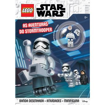 Lego® Star Wars: As Aventuras do Stormtrooper