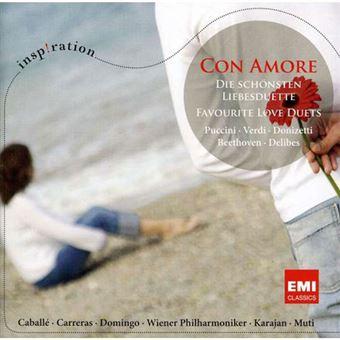 EMI Inspiration - Con Amore - CD