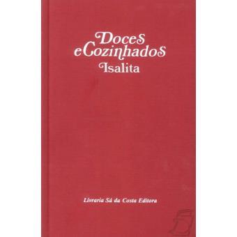 ISALITA DOCES E COZINHADOS