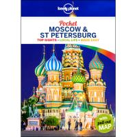 Lonely Planet Pocket Guide - Moscow & St Petersburg