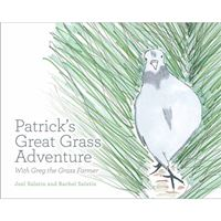 Patrick's great grass adventure