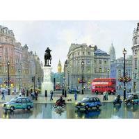 Puzzle Londres Charing Cross, Alexander Chen (3000 peças)