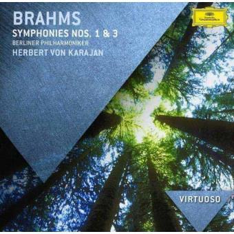 Brahms   Symphonies No.1 & 3