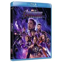 Avengers: Endgame - Blu-ray Importação