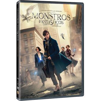 Monstros Fantásticos e Onde Encontrá-los (2 DVD's)