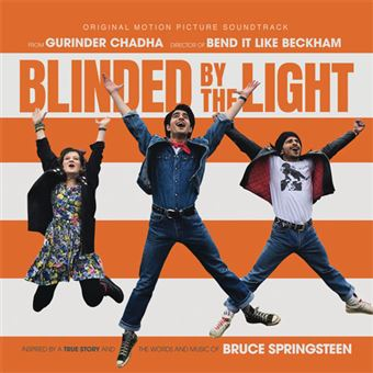 BSO Blinded by the Light - CD