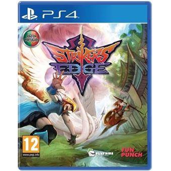 Strikers Edge - Bundle - PS4