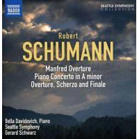 Schumann | Manfred Overture - Piano Concerto - Overture, Scherzo and Finale