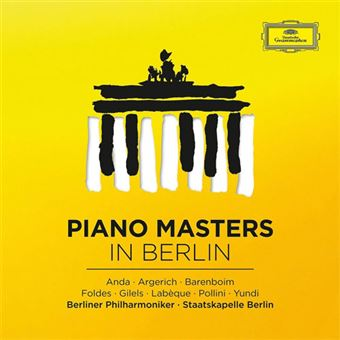 Piano Masters in Berlin - 8CD