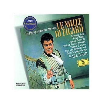 Mozart: As Bodas de Fígaro
