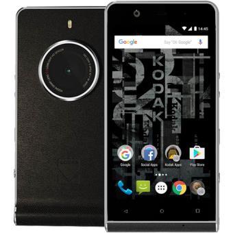 Smartphone Kodak Ektra - Black