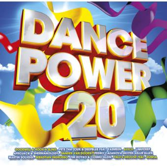 Dance Power 20 (2CD)