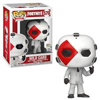 Funko Pop! Fortnite: Wild Card - 570