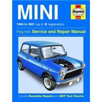 Mini (69-01) service and repair man