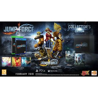 Jump Force Collector's Edition - PS4