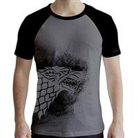 T-Shirt Game of Thrones: Stark - Tamanho S