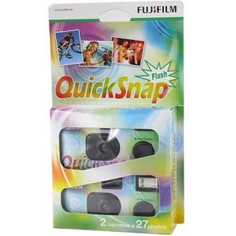 Fujifilm Câmara Descartável Quicksnap FL27