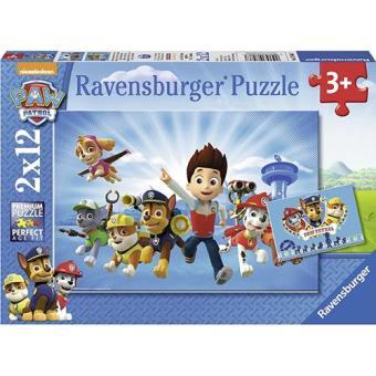 Puzzle Patrulha Pata (Paw Patrol) (2 x 12 peças)