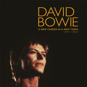 A New Career in A New Town (11CD)