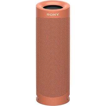 Coluna Bluetooth Sony SRS-XB23 - Vermelho Coral