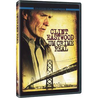 Um Crime Real - DVD