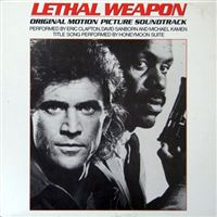 BSO Lethal Weapon - LP Clear Vinil 12''
