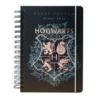 Agenda Semanal 12 Meses 2021 Erik Espiral A5 Harry Potter Hogwarts