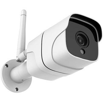 Câmara Segurança Exterior Muvit iO Wi-Fi