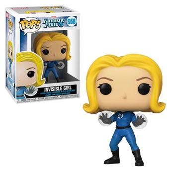Funko Pop! Fantastic Four: Invisible Girl - 558