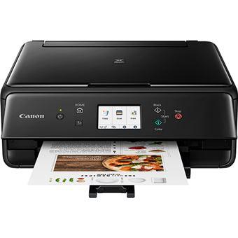Impressora Canon Pixma TS6250 - Preto