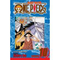 One Piece Vol 10