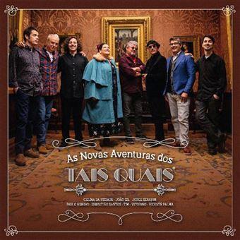 As Novas Aventuras dos Tais Quais - CD