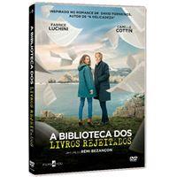 A Biblioteca dos Livros Rejeitados - DVD